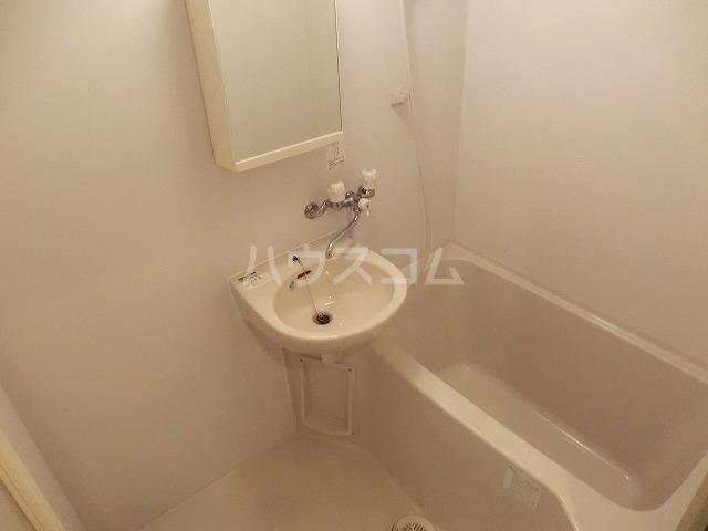 石橋フラッツⅠ 307号室の洗面所