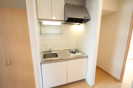 T'S 305号室のキッチン