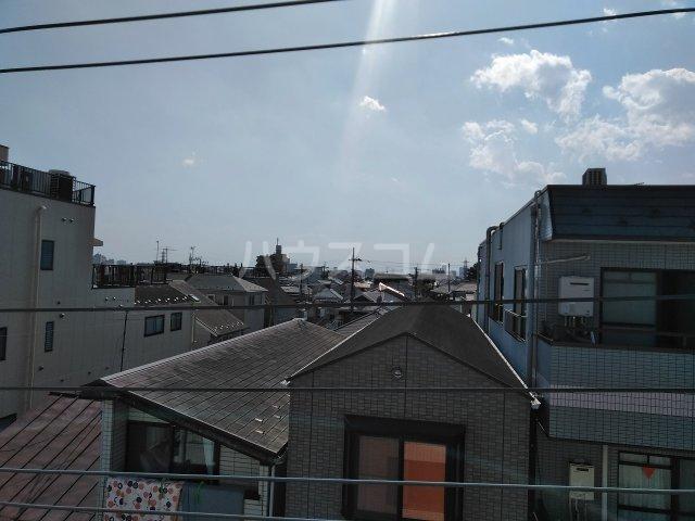 ヴィラ・コート大岡山 401号室の景色