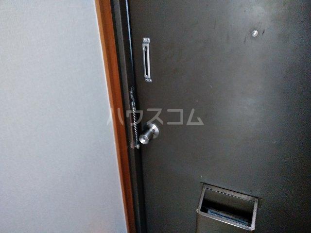 ヴィラ・コート大岡山 401号室のセキュリティ