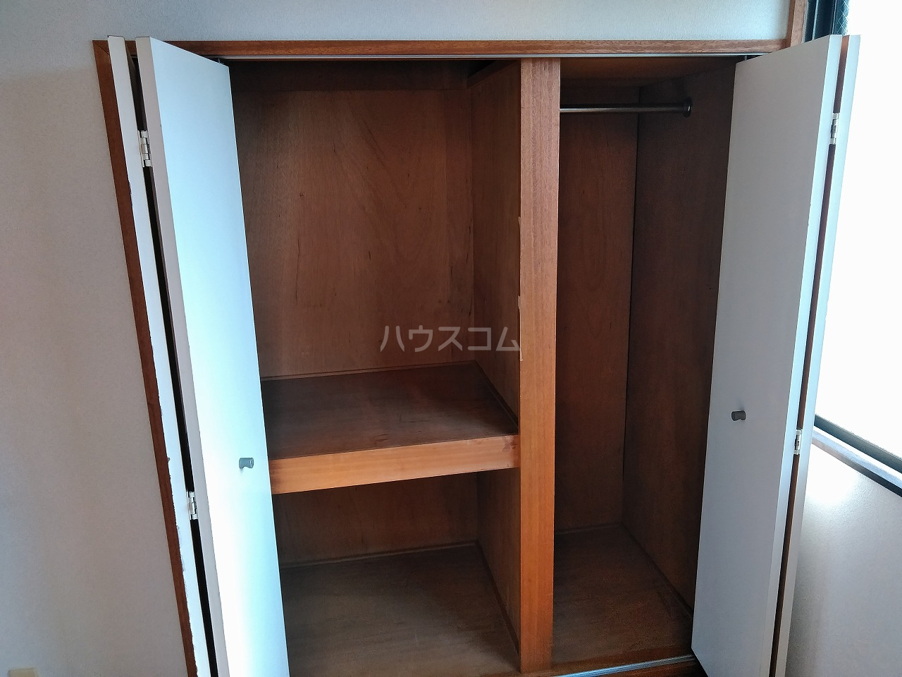 ヴィラ・コート大岡山 401号室の収納