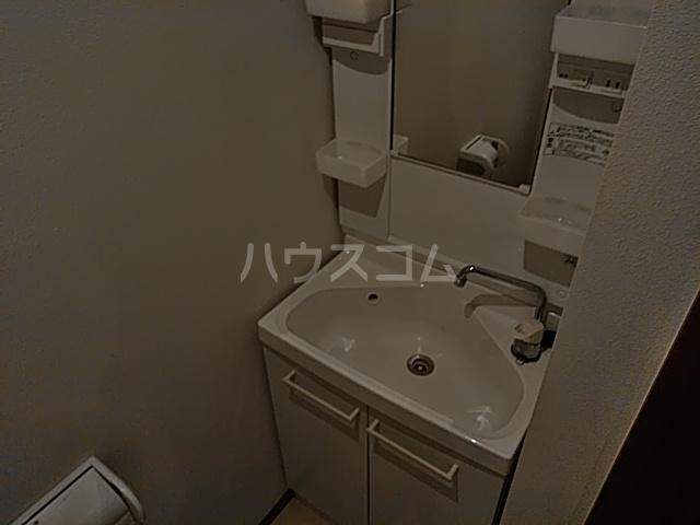 Solo大岡山 202号室の洗面所