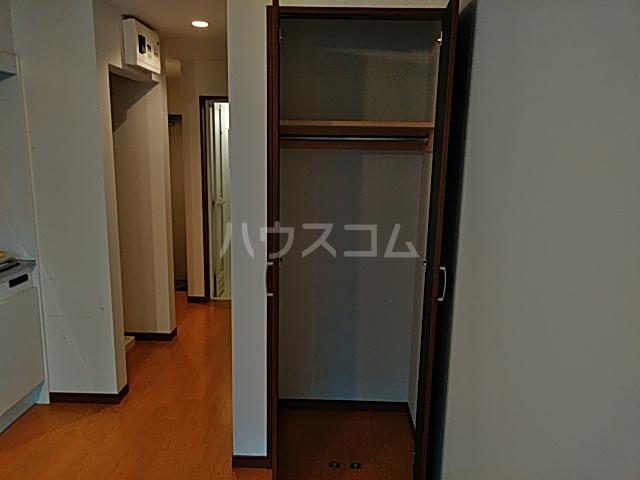 Solo大岡山 202号室の収納