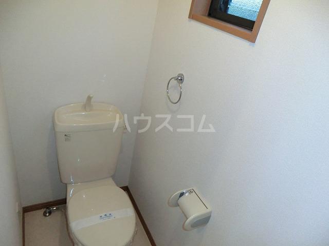 ルミエール清Bのトイレ