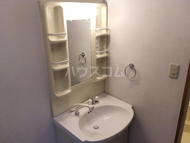 ルミエール清Bの洗面所