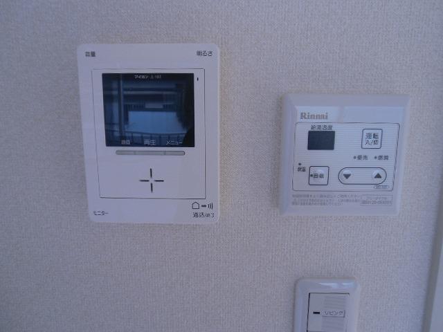 横山町apartment 203号室のセキュリティ