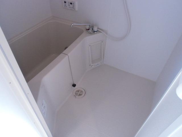 横山町apartment 203号室の風呂