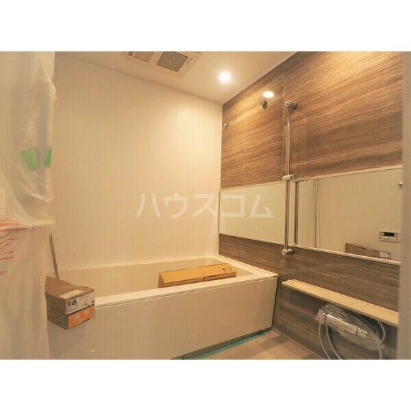 bloom桜町 0203号室の風呂
