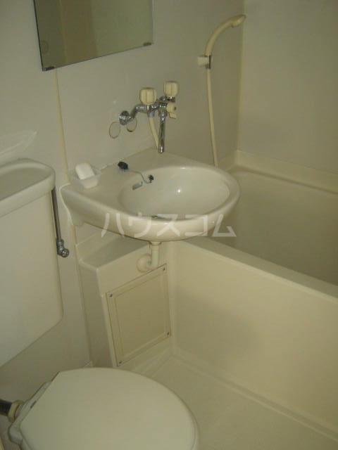 野比ヨットクラブ 101号室の洗面所