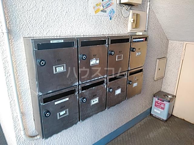 久里浜SKビル 405号室のエントランス