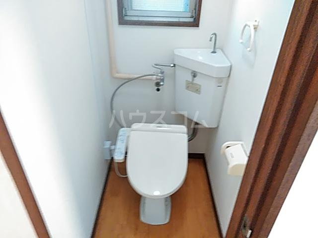 久里浜SKビル 405号室のトイレ