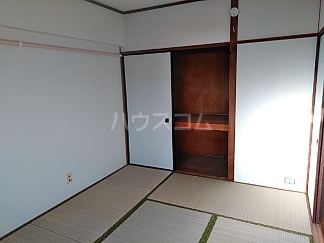 久里浜SKビル 405号室のベッドルーム