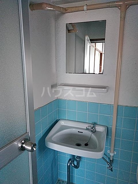 久里浜SKビル 405号室の洗面所
