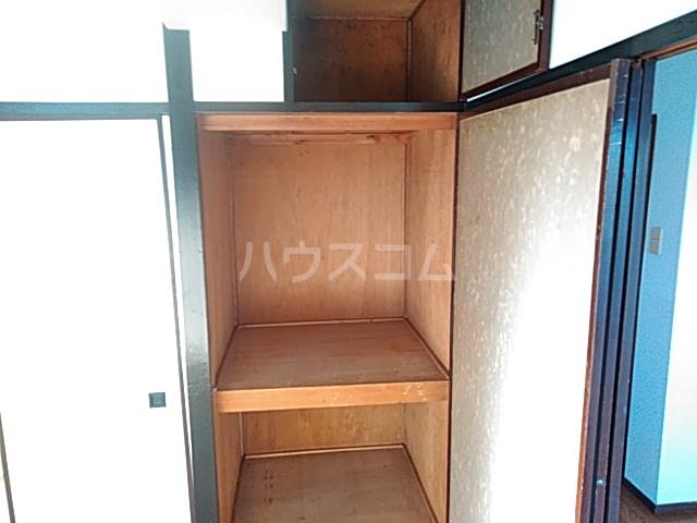 久里浜SKビル 405号室の収納