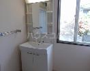 ルグラン桜山の洗面所