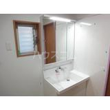 サリーチェ 11号室の洗面所