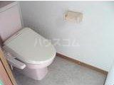 サリーチェ 11号室のトイレ