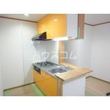サリーチェ 11号室のキッチン