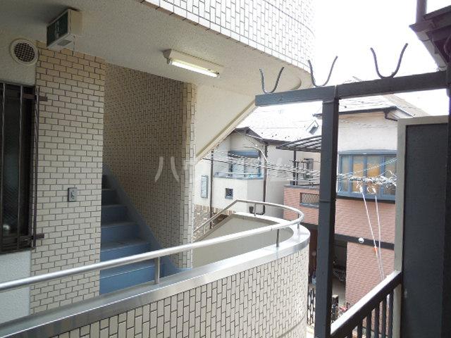 三孝荘 201号室の景色