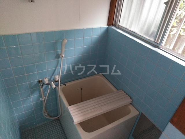 美幸荘 101号室の風呂
