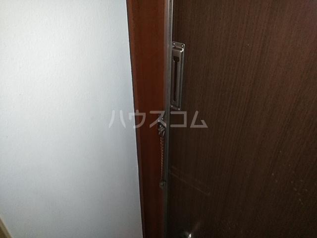 美幸荘 101号室のセキュリティ