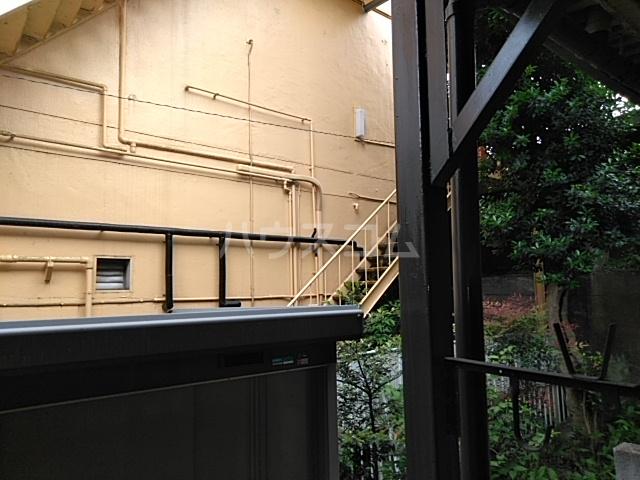 美幸荘 101号室の景色
