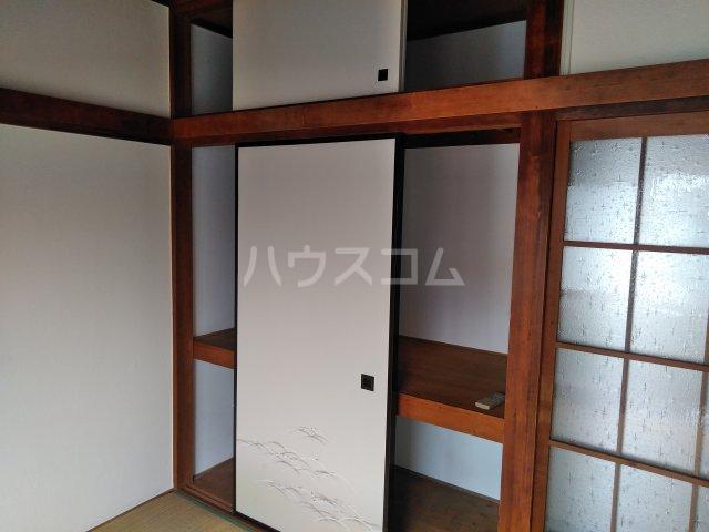 いづみ荘 202号室の収納