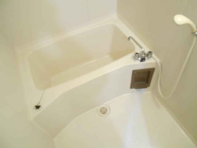 シュヴレット 203号室の風呂