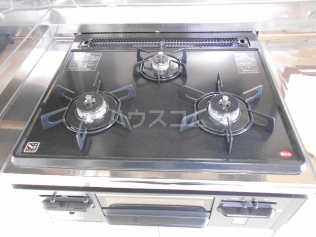 高関コーポ 305号室のキッチン
