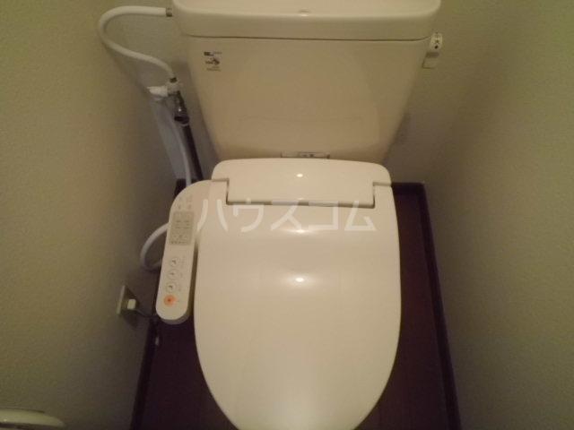 メゾンセンチュリーⅡ 1-B号室のトイレ