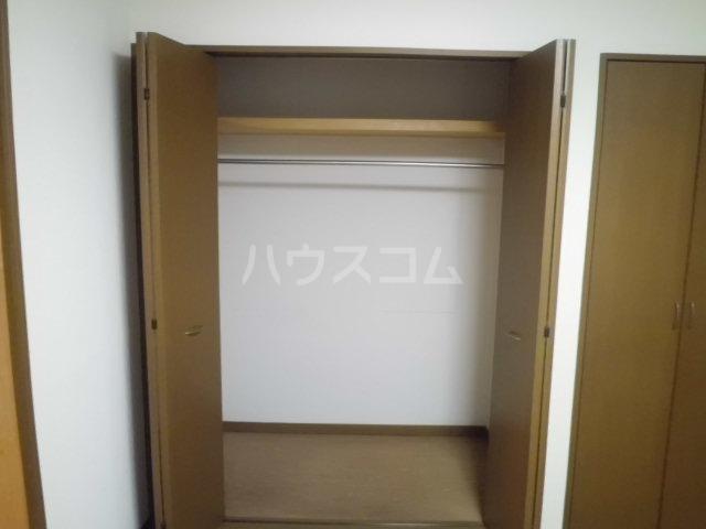 メゾンセンチュリーⅡ 1-B号室の収納