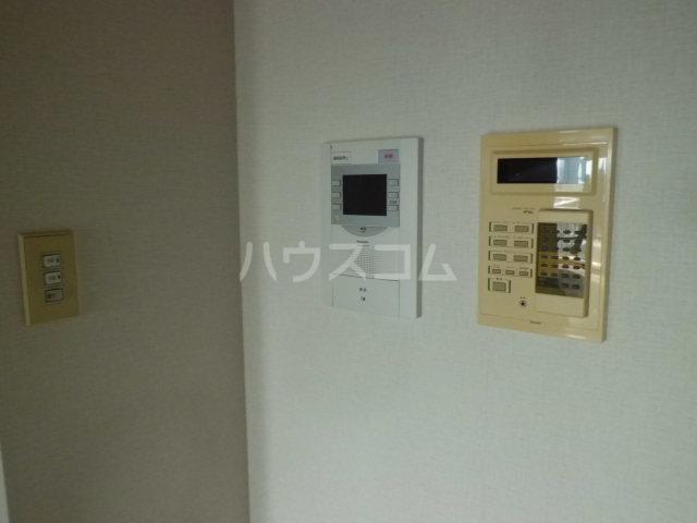 ハイラーク高崎 507号室のセキュリティ