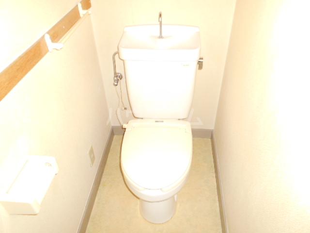セブンハイツ 702号室のトイレ