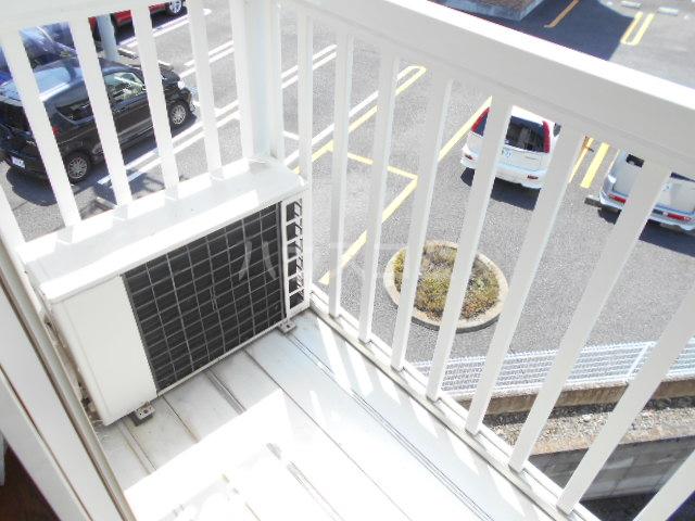セブンハイツ 702号室のバルコニー