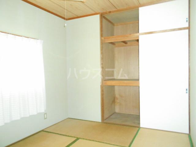 セブンハイツ 702号室の居室