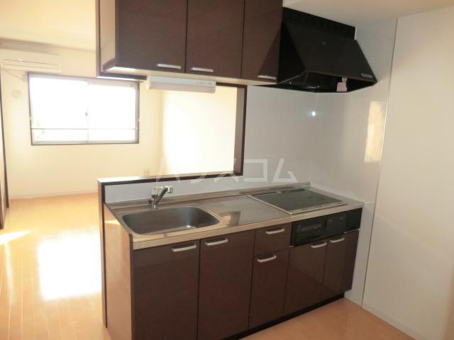 グランⅡ 302号室のキッチン