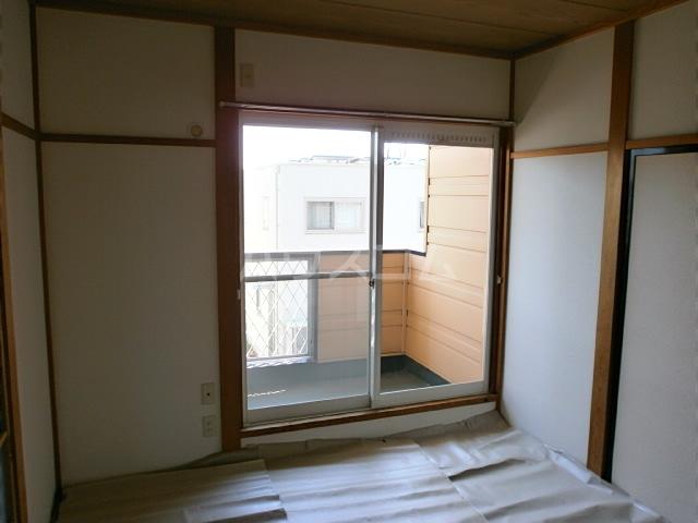 ビューパレス藤井 202号室の景色
