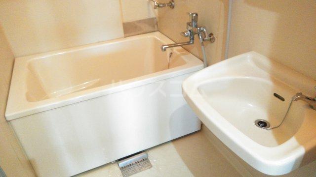 ハイツ理歩B 202号室の風呂