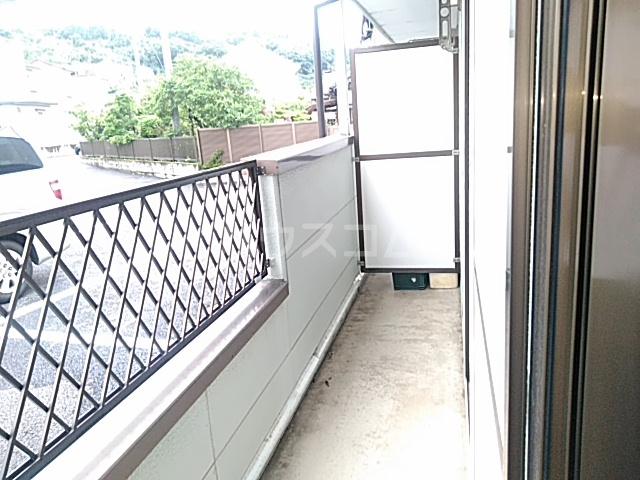 アメージングエステートA 101号室のバルコニー