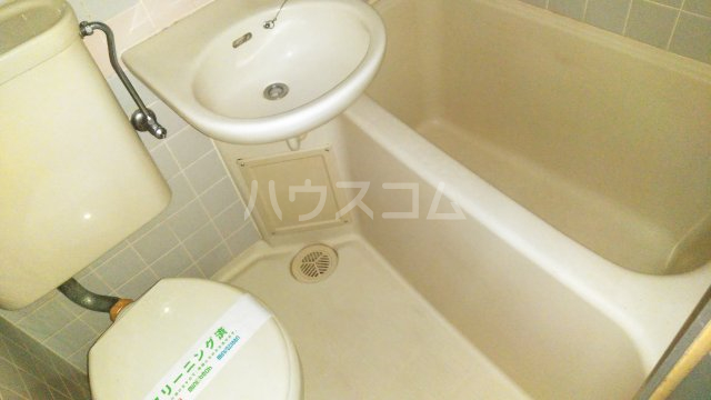 あさひレジデンス高崎鞘町 609号室の風呂