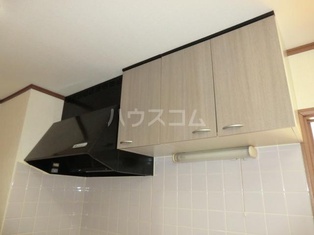 マインプラッツⅠ 212号室のキッチン