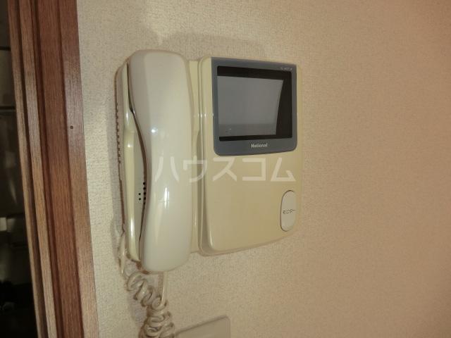 マインプラッツⅠ 212号室のセキュリティ