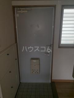 KIYAコーポ 202号室の玄関