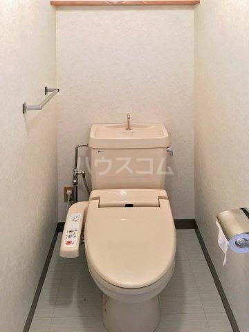 Mハイツ 202号室のトイレ