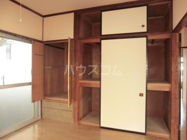 相川一戸建の収納