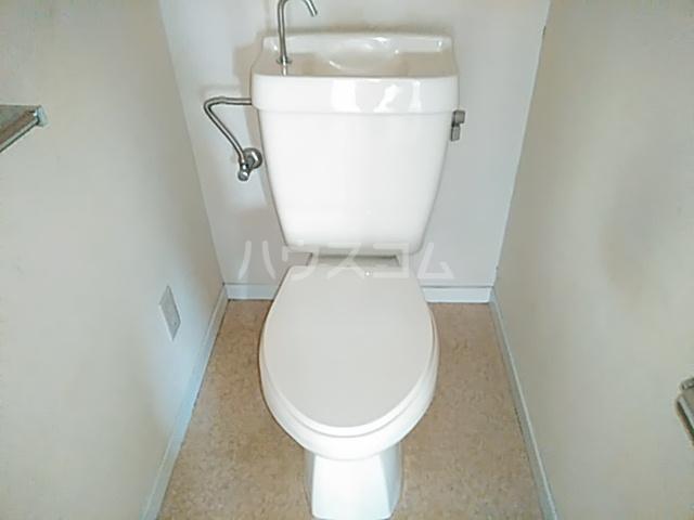 αNEXT中居第1 202号室のトイレ