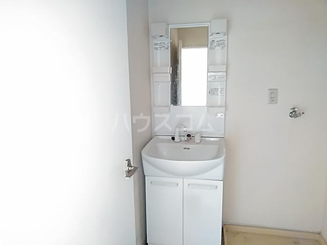 αNEXT中居第1 202号室の洗面所