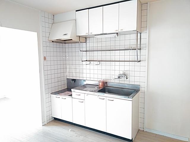 αNEXT中居第1 202号室のキッチン