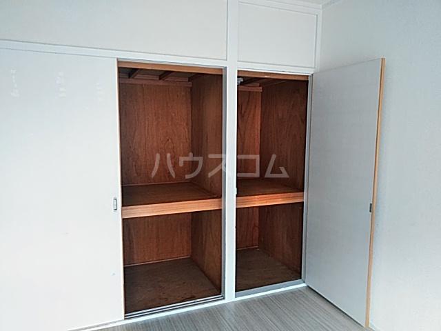 αNEXT中居第1 202号室の収納