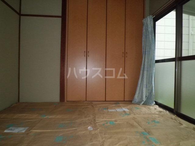 飯野戸建のベッドルーム